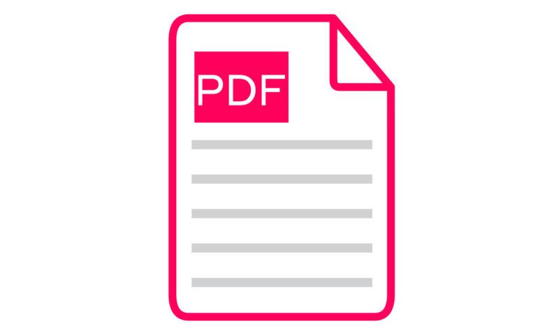 特定の写真・画像・ボタンなどからPDFファイルにリンクできますか?